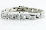 Beautiful Diamond Bracelets 6.25 Ct Natural Untreated Solid Gold Natural Certified