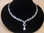 Necklace for Womens 6.15 Ct Natural Diamond Solid Gold Wedding Certified