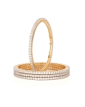 Diamond eternity Bangle ural Diamond Solid Gold Natural Certified
