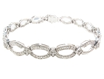 Beautiful Diamond Bracelets 4.2 Ct Natural Untreated Solid Gold Natural Certified