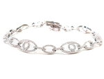 Beautiful Diamond Bracelets 2.8 Ct Natural Untreated Solid Gold Natural Certified