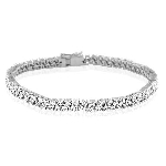 Bracelets for Women 2.88 Ct Natural Untreated Diamond Solid Gold Natural Certified