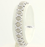 Beautiful Diamond Bracelets 2.64 Ct Natural Untreated Solid Gold Natural Certified