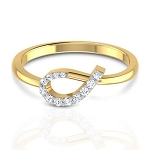 Buy Diamond Ring Online Natural Round Certified Diamond 0.2 Ct Solid Gold  Special Occasion
