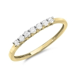 Best Diamond Rings Natural Round Certified Diamond 0.21 Ct Solid Gold  Weekend