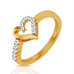 Buy Diamond Ring Online Natural Round Certified Diamond 0.21 Ct Solid Gold  Vacation