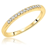 Buy Diamond Ring Online Natural Round Certified Diamond 0.26 Ct Solid Gold  Weekend