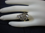 Victorian Style Engagement Rings 1.95 Rose Cut Natural Certified Diamond 925 Sterling Silver Vacation