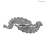 Polki Bracelet 3 Ct Natural Certified Diamond 925 Sterling Silver Jewelry Weekend