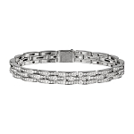 Bracelets for Women 6.25 Ct Natural Untreated Diamond Solid Gold Natural Certified