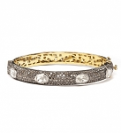 Antique Diamond Bracelet 7.10 Ct Natural Certified Diamond 925 Sterling Silver Everyday