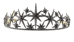Tiaras And Crowns 11 Carat Natural Rose Cut Certified Diamond Sterling Silver Brithday Tiara