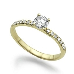 Wedding Ring Designs 0.72 Ct Cen 0.50 Ct Natural Certified Diamond Solid Gold Wedding