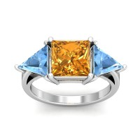 Gemstone Rings Ct Natural Certified Diamond Solid Gold Weekend
