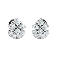 Gold Earrings 0.28ct Diamond Studs perfect Gift