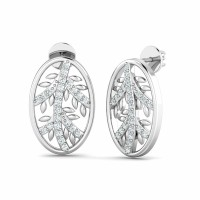 Diamond Earrings for Women 0.24ct Natural Certified Solid Gold Anniversary Gift