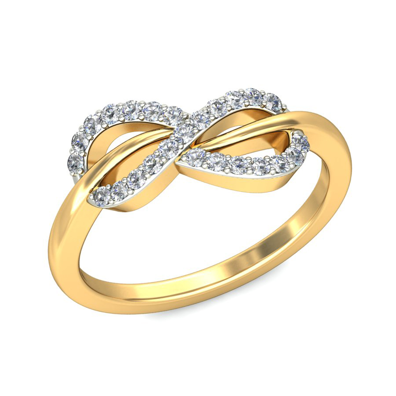 Zales Diamond Infinity Bracelet