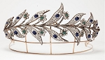 Head Pieces 12.50 Carat Natural Rose Cut Certified Diamond Gemstone Sterling Silver