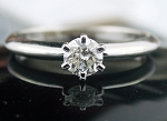 0.51 Ct Natural Diamond Gold Engagement Wedding Ring