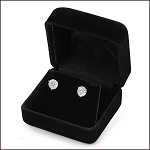 Natural Certified Diamond 0.20 ct Solid Gold Studs Hot Deal