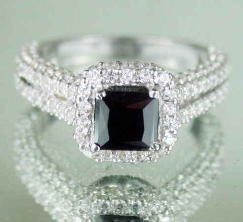 cheap black 4 25 carat engagement ring solitaire gold