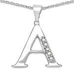 Diamond Pendant 0.2 Ct Solid Gold Wedding Anniversary Natural Certified