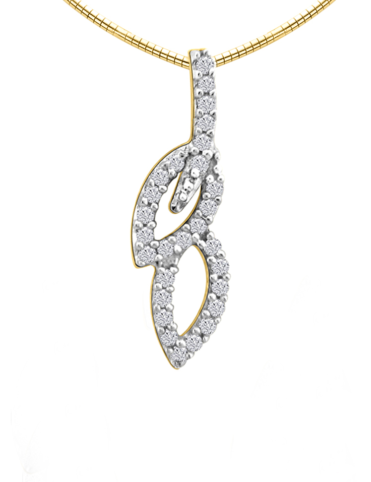 Gold pendant set 085 ct diamond small diamond necklace natural gold pendant set 085 ct diamond small diamond necklace natural certified aloadofball Choice Image
