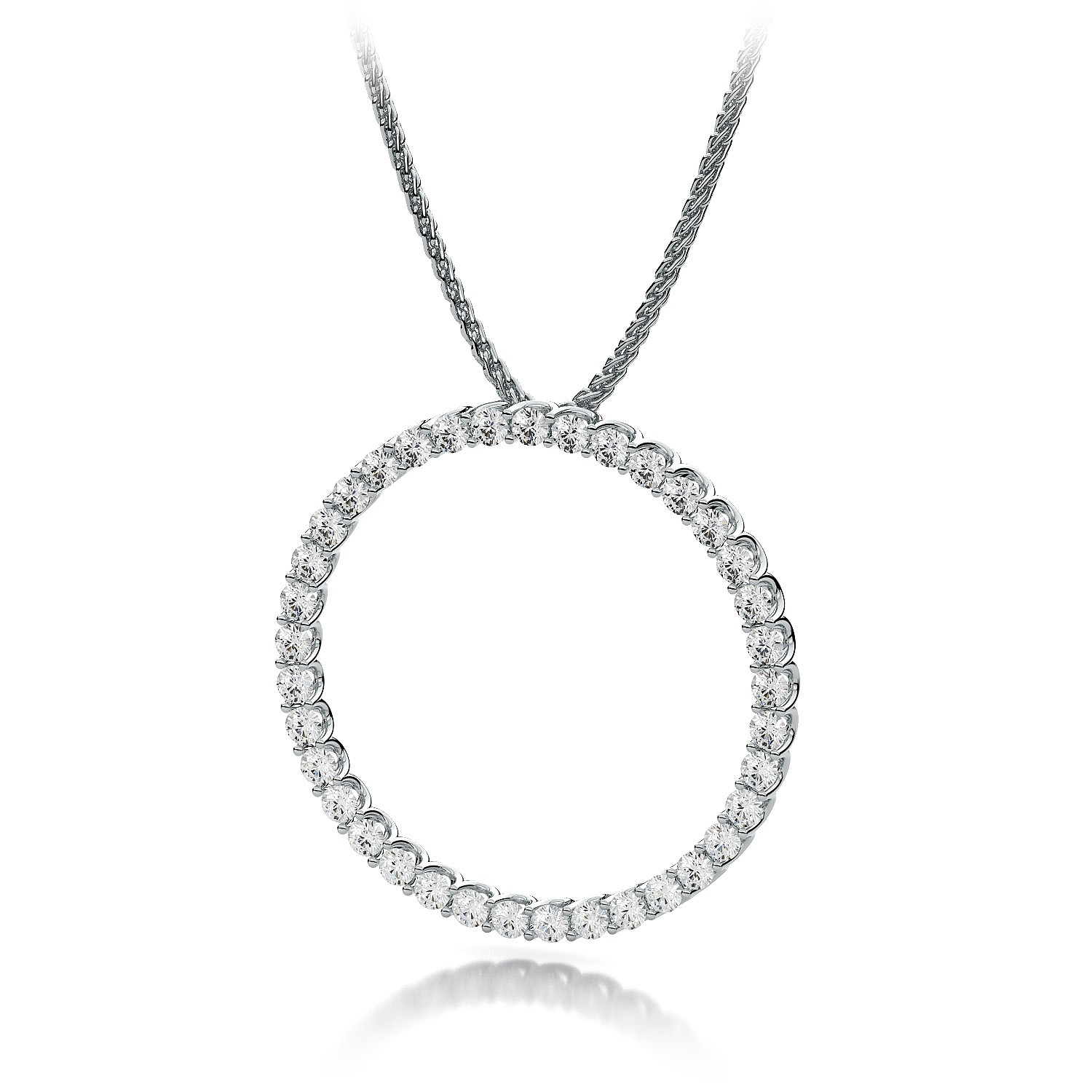 jeweler cushion diamond img pendant with shop necklaces white alpharetta halo iroff gold best