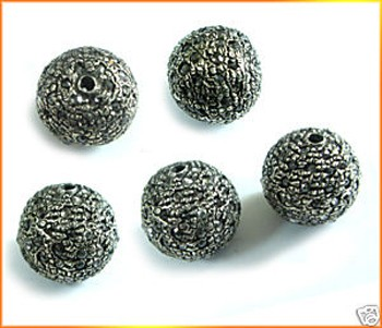 Vintage Style Beads 2 Ct Uncut Natural Certified Diamond 925 Sterling Silver Office Wear