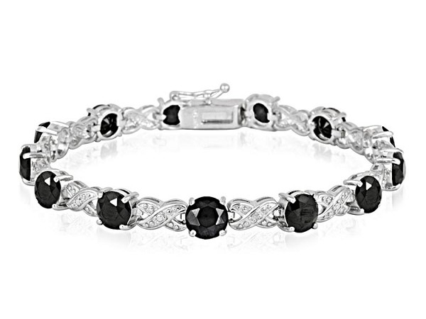 Eternity Bracelets 8.65 Ct Natural Diamond Moissianite Solid Gold Natural Certified