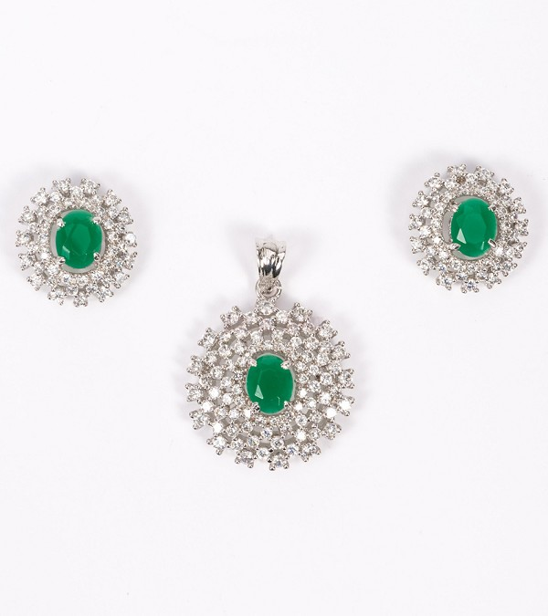 Diamond pendant set designs 65 ct emerald solid gold natural diamond pendant set designs 65 ct emerald solid gold natural certified aloadofball Image collections