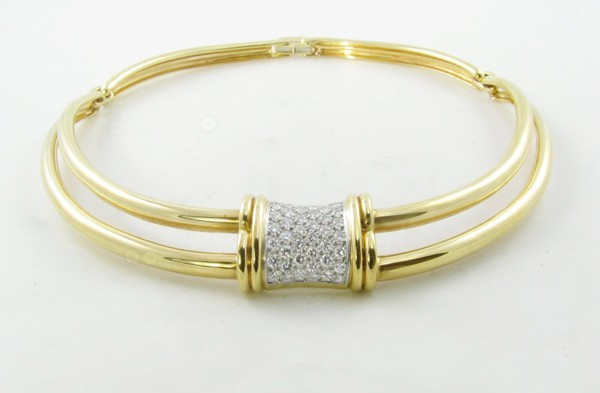 Bracelets for Women 0.75 Ct Natural Diamond solid Gold Natural Certified