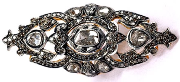 Victorian Antique Engagement Rings 1.55 Rose Cut Natural Certified Diamond 925 Sterling Silver Weekend