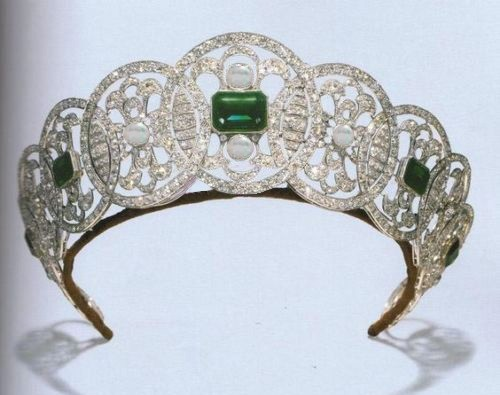 Gold Tiaras Natural Certified Diamond 25.00 Ct Solid Gold Headband
