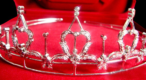 Head Pieces 8.50 Ct Certified Diamond Sterling Silver Bridal Hair Accessories