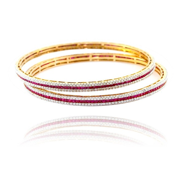 anthonys station bangles fire four bangle fine optima p product hearts jewellery diamond single on