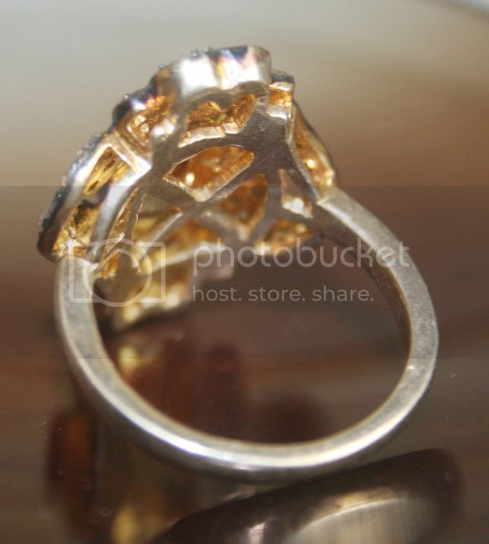 Victorian Wedding Rings 0.77 Carat Natural Certified Diamond 925 Sterling Silver Vacation