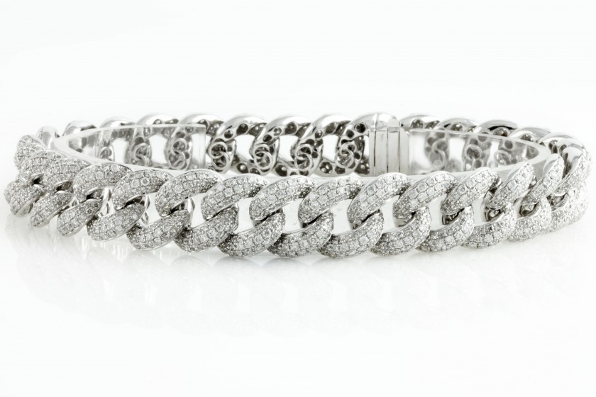 Man Diamond Bracelet Best Bracelet 2018
