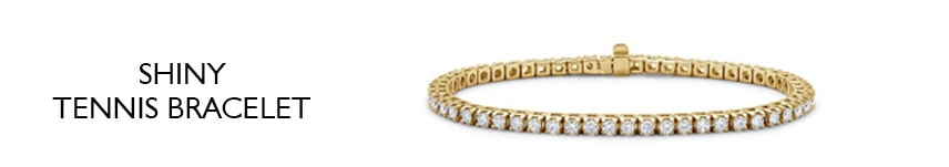 2 carat tennis bracelet