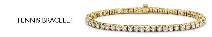 5ct diamond tennis bracelet