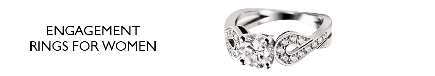 cheap engagement rings for women