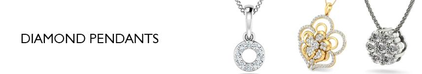 diamond pendants for sale