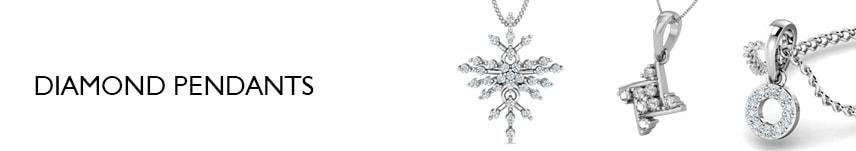 real diamond pendants