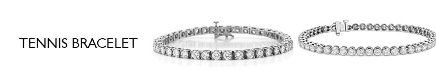 real diamond tennis bracelet